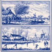 Herfst en Winter in Holland...