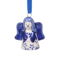 Angel - X-mas Figurine Delft Blue