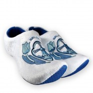Tulp Delfts Blauw Molen - Klomp Sloffen