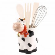 Kitchen set Cow - 14cm