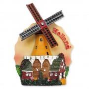 Yellow Sky Windmill -...