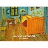 Bedroom Van Gogh - Flat Magnet