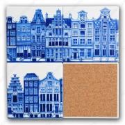 Amsterdamse Grachtenpanden...