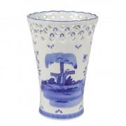 Windmill Delft Blue - Vase...