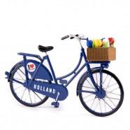 Mini Bicycle Blue - Miniature 13,5 x 8,5 cm