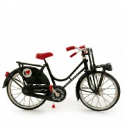 Bicycle Black - Miniature...