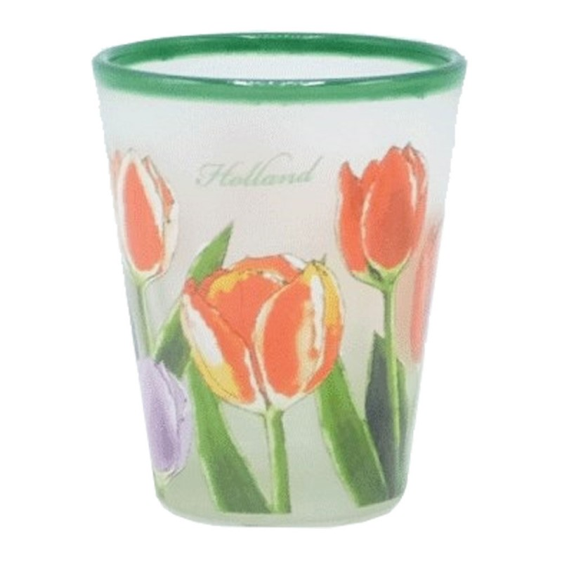 Hollandse Tulpen - Shotglas