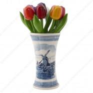 Delft Blue - Vase 14cm