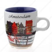 Grachtenhuizen - Koffie Mok...