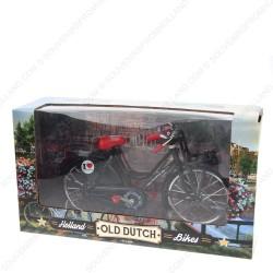 Bicycle Black - Miniature 23 x 13 cm