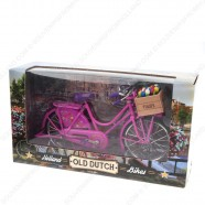 Bicycle Pink - Miniature 23 x 13 cm