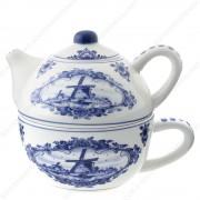 Tea-for-one Teapot -...