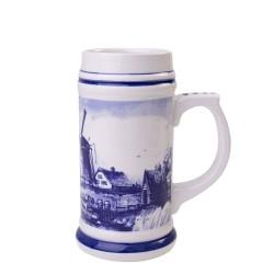 Beer mug Windmill 14cm