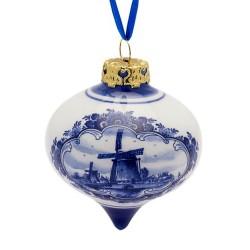 Dripball 7 cm - Windmill - Christmas Ornaments