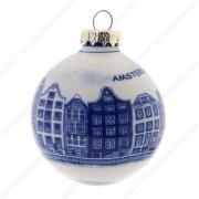Kerstbal 7 cm -...