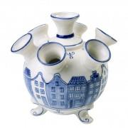 Canalhouses Delft Blue -...
