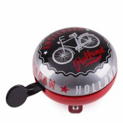 Bicycle Bell Red-Black...