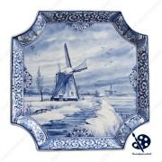 Applique Square Windmill 2...