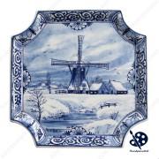 Applique Square Windmill 1...