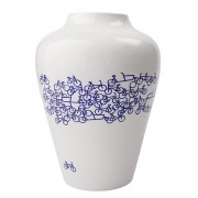 Flower Vase with Bicycle...