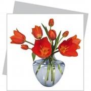 Flat Flower Small -...