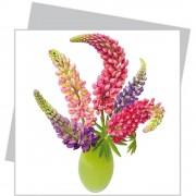 Flat Flower klein -...