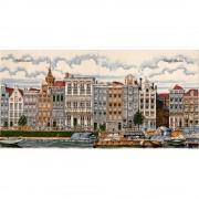 Amsterdamse Grachtenhuizen...