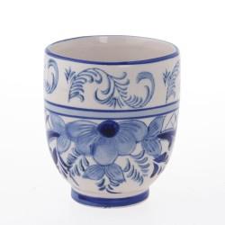 Beker Molen 9cm - Delfts Blauw