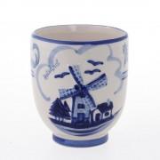 Cup Holland Molen 9cm -...