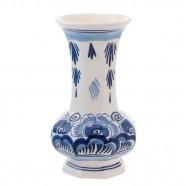 Flower Vase Delft Blue - 15cm