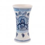 Delft Blue Chalice Vase...