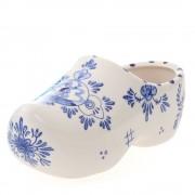 Ceramic Delft Blue Wooden...