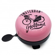 Pink Bicycle Bell Amsterdam...
