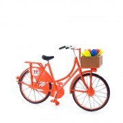 Mini Bicycle Orange -...