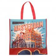 Vintage Amsterdam Shopper -...