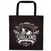 Black Holland Cotton...