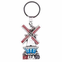 Holland Windmill - Keychain