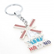 Holland Windmill - Keychain