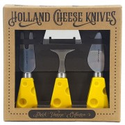 Yellow Cheese Slicer and...