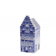 Mini Canal House - Flowershop - 8cm