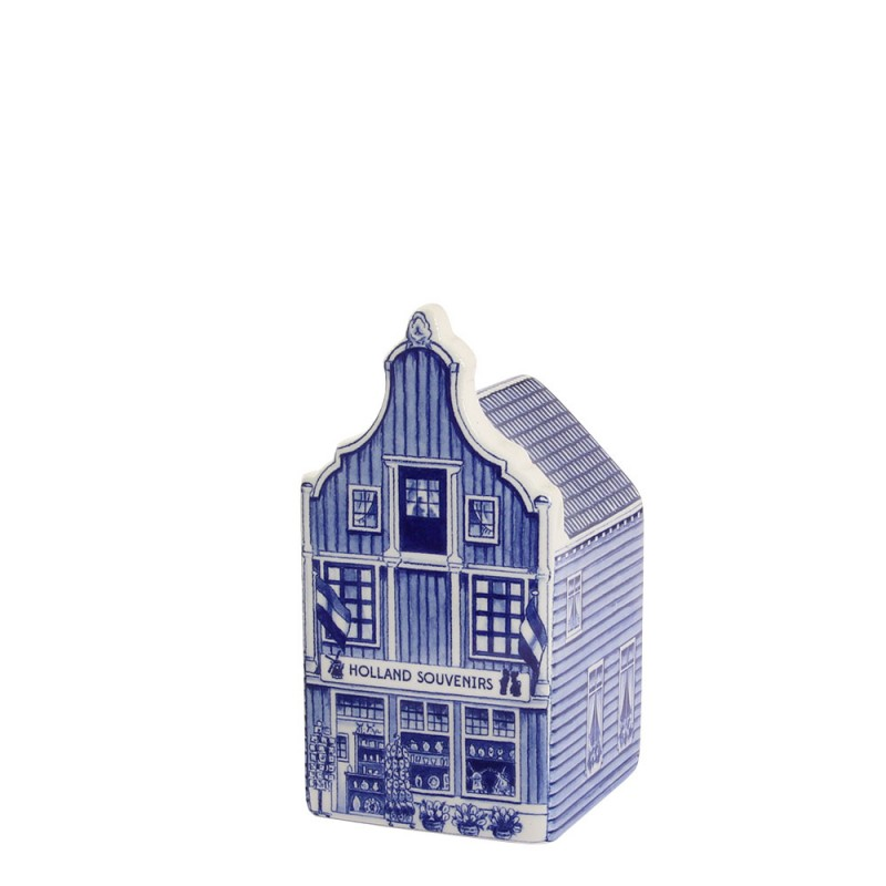 Mini Canal House - Holland Souvenirs shop - 8cm