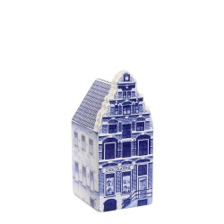 Mini Canal House - Chocolate factory - 8cm