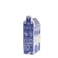 Mini Canal House - Wellust Red Light District - 8cm