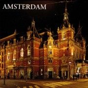 Amsterdam by Night - Flat...