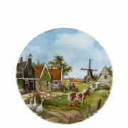 Wall Plate Village Pony -...