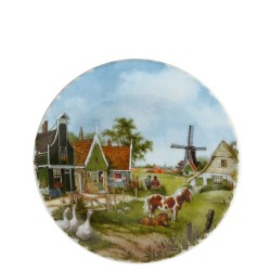 Wall Plate Village Pony - Medium 19cm
