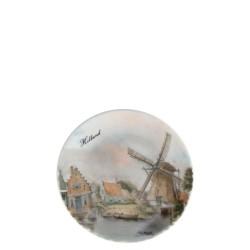 Wall Plate Windmill - Small 13cm