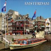 Canal Boat Kooij Amsterdam...