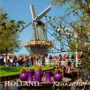Keukenhof Windmill - Flat...