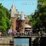 Nieuwmarkt Amsterdam -...